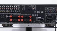 yamaha rx v459 digital 6 1 heimkino av receiver