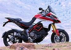Ducati 1200 Multistrada Dvt Pikes Peak 2017 Fiche Moto