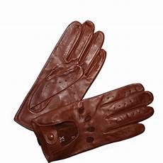 gants de conduite femme cuir marron glove story tous les
