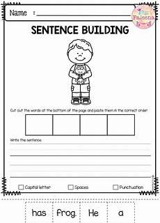 sentence writing worksheets with pictures 22244 best of build a sentence worksheet kindergarten worksheet