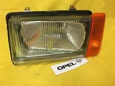 neu original opel rekord e 1 scheinwerfer reflektor