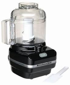 Kitchenaid Zerkleinerer by Mini Processors Kitchenaid Kfc3100ob Chef Series 3 Cup