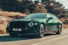 new bentley flying spur 2019 review auto express