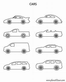 car coloring pages for preschoolers 16492 pin on worksheets