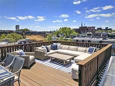 five condos for sale in boston with amazing roof decks