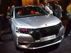 salon de l auto geneve 2017 tarif a bord du ds 7 crossback au salon de 232 ve challenges