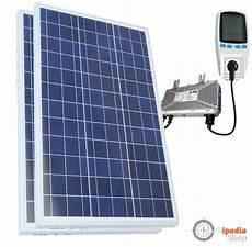 500 watt play solaranlage poly f 252 r die steckdose