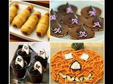 halloween deko essen creative food decorations ideas for
