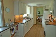 Kitchen Update Images by Economical Solution To Galley Kitchen Update Traditional