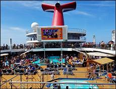 an over the top cruising experience with carnival cruise lines board the carnival victory