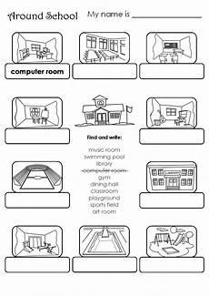 school rooms planilhas escolares atividades de ingles planos de aula