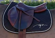 tapis de selle tapis de selle dyon cheval bleu marine