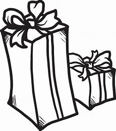printable presents coloring page for 1