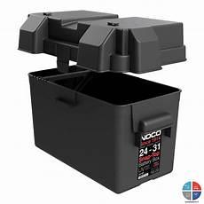 bac à batterie bac a batterie noco marine 410x200x200 gr31 cing car