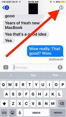 how to enable read receipts per contact in messages iphone or ipad