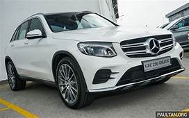 Mercedes Benz GLC 250 SKD Launched AMG RM326k