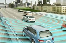 New Car Radar Technology To Reduce Blind Spot