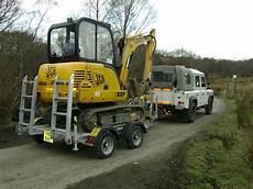 2000kgs Mini Pelle Remorque Id De Produit 60143922916