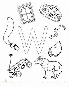 letter w worksheets for kindergarten 23371 w is for preschool letters letter w activities letter a crafts