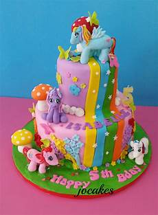 pony cake for isabelle jocakes