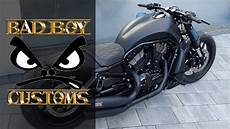 Harley Davidson Rod Special Bad Boy Customs