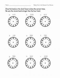 blank clock face worksheets activity shelter