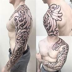 tatouage viking avant bras 57626 seanparryart pinteres