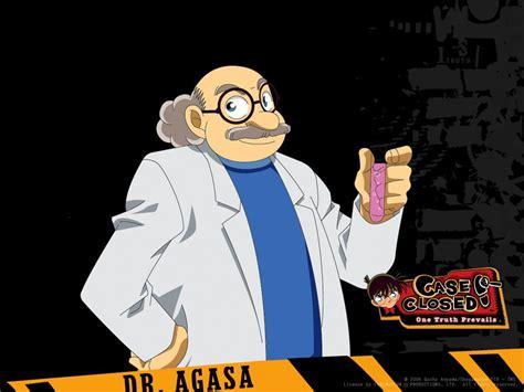 Dr Agasa