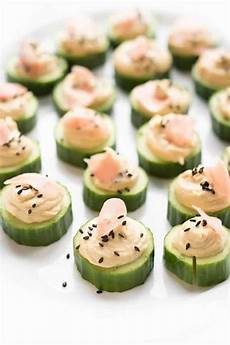 easy cold party appetizers for any season great make ahead recipes