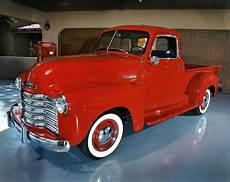 1950 Chevy 3100 Specs