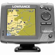 the lowrance 174 trophy 5m baja chartplotter offers proven
