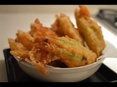 fior di zucchine in pastella fiori di zucca croccanti fritti in pastella ricetta