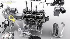 Le Moteur Renault 1 3 Tce Turbocompress 233 D 233 Veloppe 130 Ch