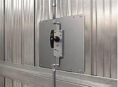 Comment Bloquer S 233 Curiser Renforcer Une Porte De Garage
