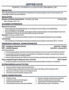 medical student resume exle sle
