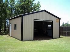garage metal occasion 18 x 21 x 9 all vertical garage choice metal buildings