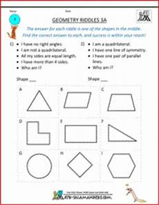 21 best math riddles images on pinterest geometry worksheets classroom ideas and teaching ideas