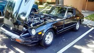 Sell Used 82 Nissan/datsun 280zx Turbo 330whp In