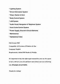 manual repair free 1993 nissan quest navigation system 2004 nissan quest service repair manual download
