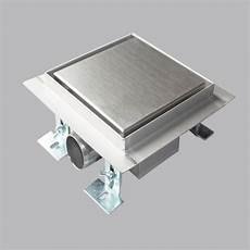 scarico a pavimento griglia scolo doccia 15 x 15 befliesssbar acciaio inox