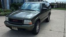 old car owners manuals 2001 gmc jimmy auto manual find used 2001 jimmy 4x4 manual 5 speed high low range transmission 4 four wheel drive in