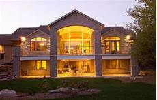 lake house plans walkout basement lake house plans with walkout basement ordinary luxury