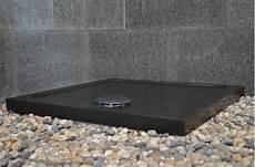 Receveur De En Basalte Noir De Mongolie 80x80