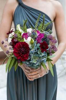 36 fall wedding bouquets for autumn brides library