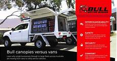 Bull Canopy Vs Vans Bull Motor Bodies