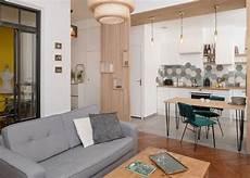 deco a vivre avec cuisine ouverte cuisine ouverte sur salon r 233 ussie 20 astuces clem