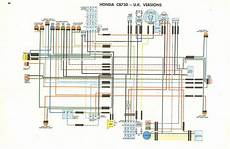 honda cb750 ignition wiring diagram cb750k manuals cb 350 750 four ig