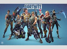 Fortnite Game 2017 5K Wallpapers   HD Wallpapers   ID #21004