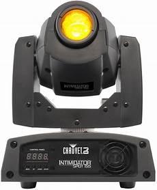 Chauvet Dj Intimidator Spot 155 Light Zzounds