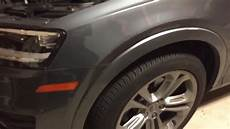 audi q3 2015 dead battery had to get a jump from a a a 2